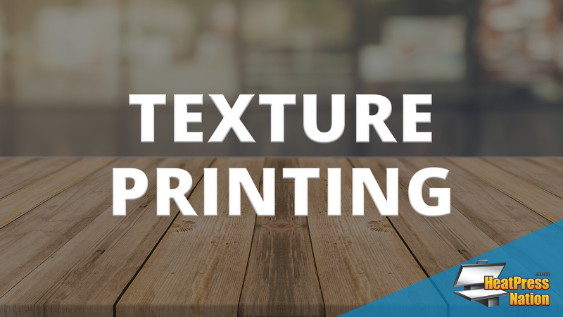 Texture Printing