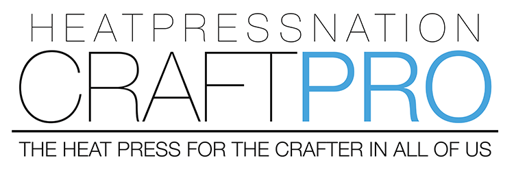 HeatPressNation CraftPro Logo