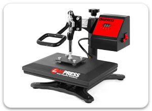 "MPress 9"" x 12"" Swing Away Heat Press"