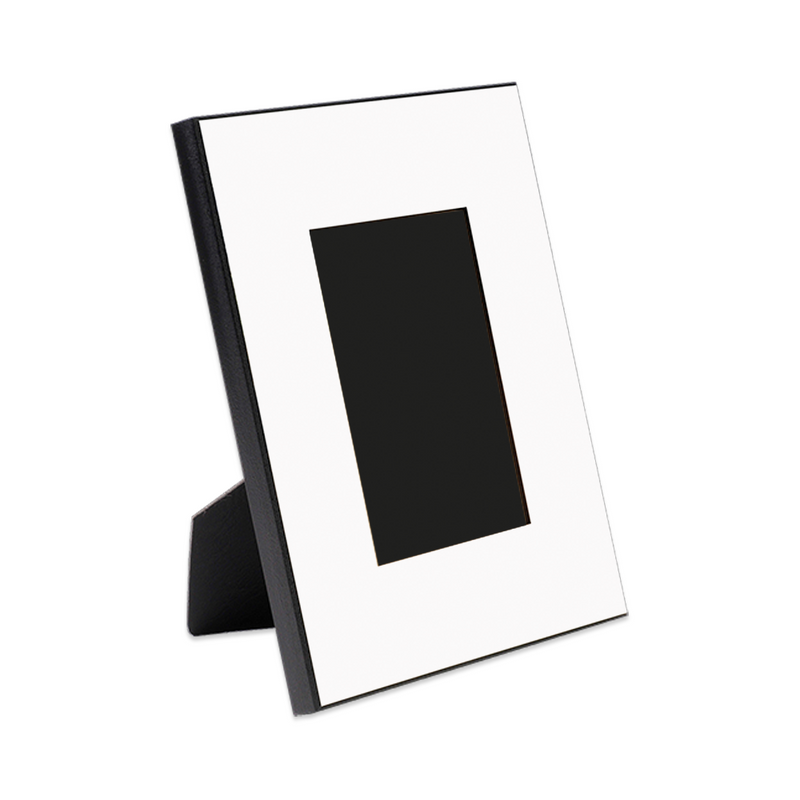 "Unisub Sublimation Blank Picture Frame for 4"" x 6"" Photo : 8"" x 10"" - 2 Pack"