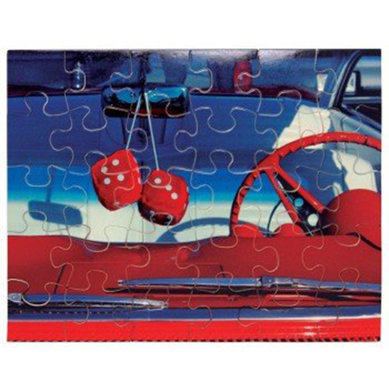 "30 Piece Sublimation Jigsaw Puzzles - 7.5"" x 9.5"" - 100 Per Case"