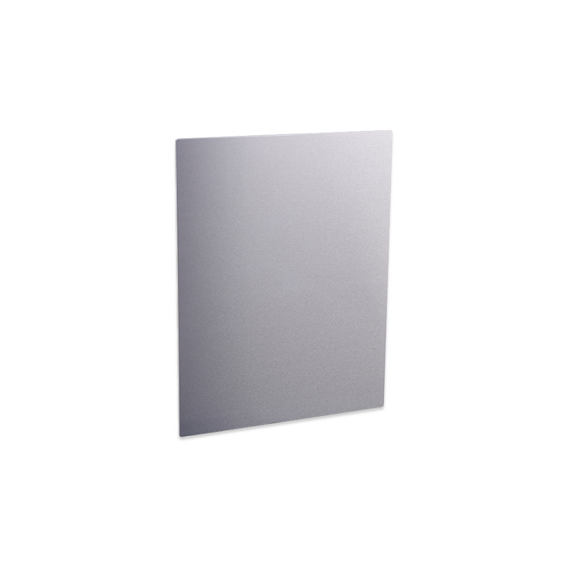 "ChromaLuxe Aluminum Sublimation Photo Panel : Clear Gloss : 5"" x 7"" - 5 Pack"
