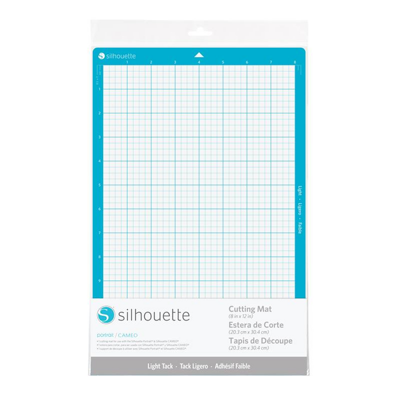 "Silhouette Portrait Light Hold Cutting Mat - 8"" x 12"""