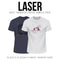 "Laser Heat Transfer Paper Sample Pack - 8.5"" x 11"" - 18 Sheets"