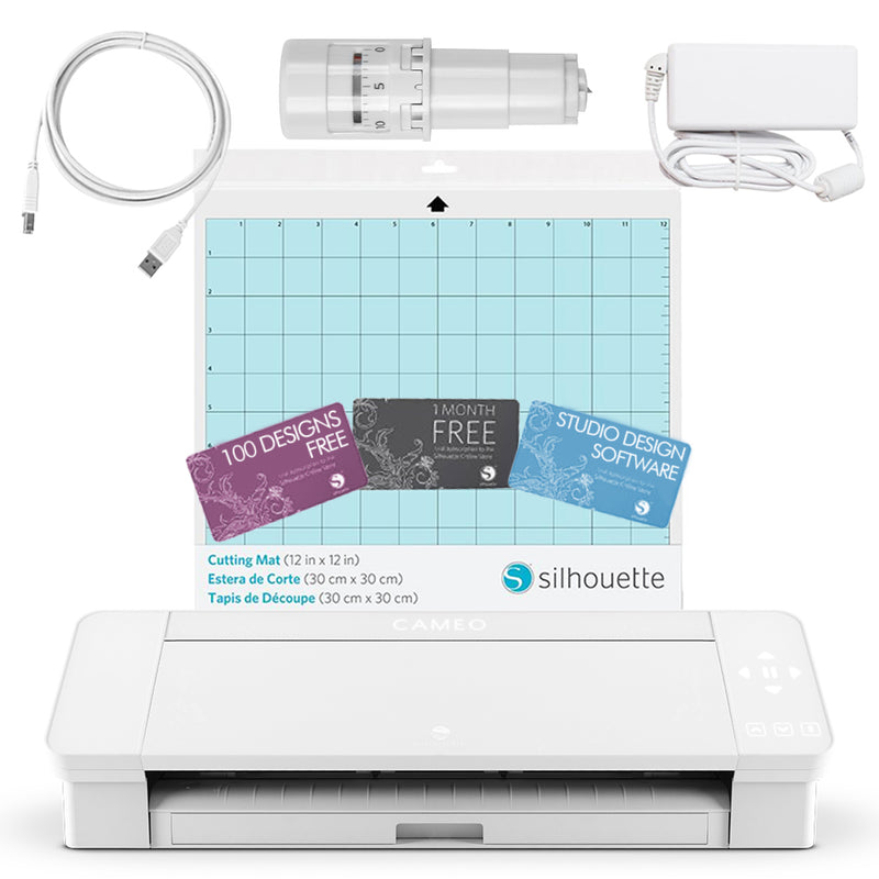 "Silhouette Cameo 4 - 12"" Craft Vinyl Cutter"