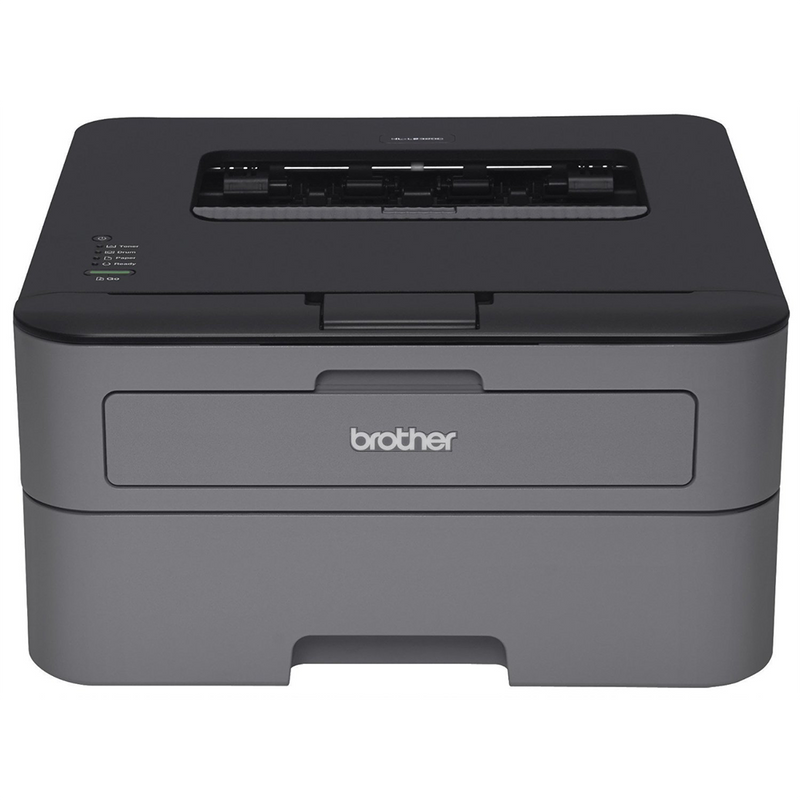 Open-Box Brother HL-L2320D Monochrome Laser Printer with Duplex Printing