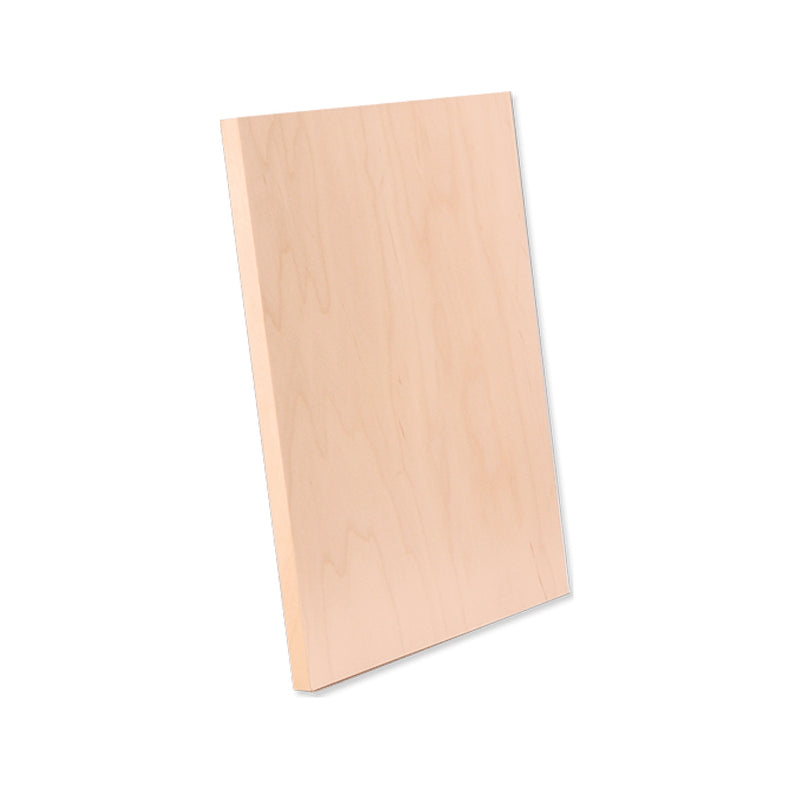 "ChromaLuxe Sublimation Blank Natural Wood Print : 8"" x 10"" - 7 Pack"
