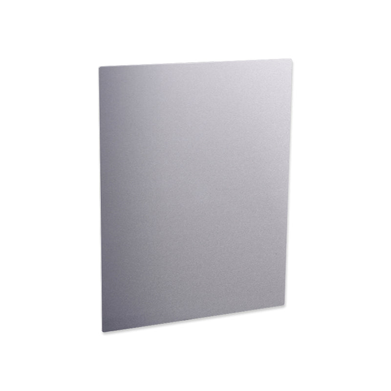 "ChromaLuxe Sublimation Blank Photo Panel : Clear Gloss : 8"" x 10"" - 5 Pack"