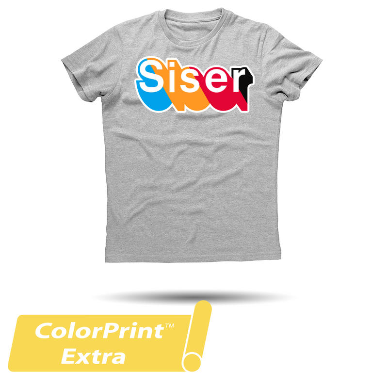 Siser ColorPrint Extra Print and Cut Material