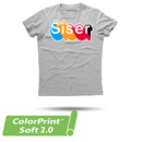 Siser COLORPRINT SOFT 2.0 Heat Transfer Vinyl
