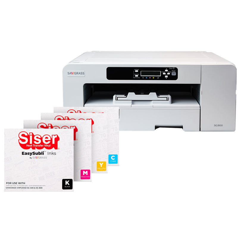 Sawgrass Virtuoso SG800 Complete Siser EasySubli Printer Kit