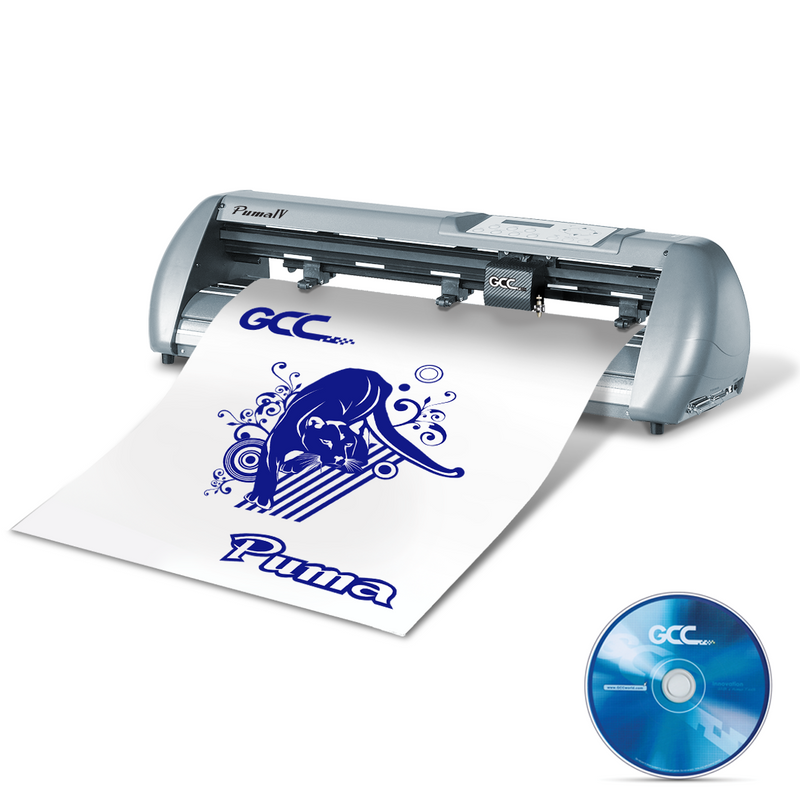 Open-Box GCC Puma IV Vinyl Cutter Plotter 24""