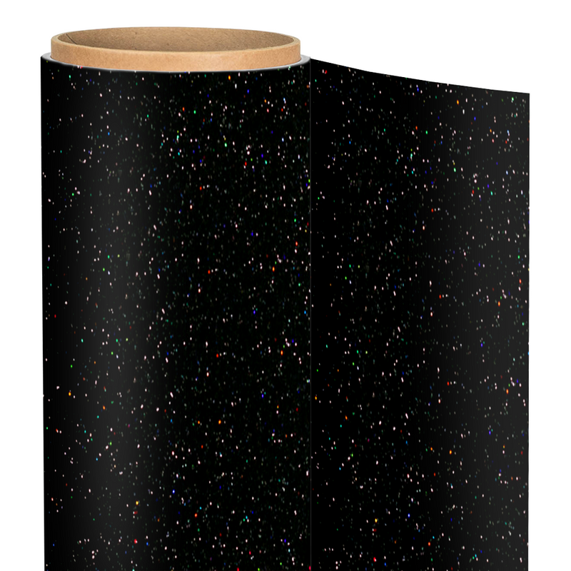 "Siser GLITTER Heat Transfer Vinyl - 20"" x 10 Yards"