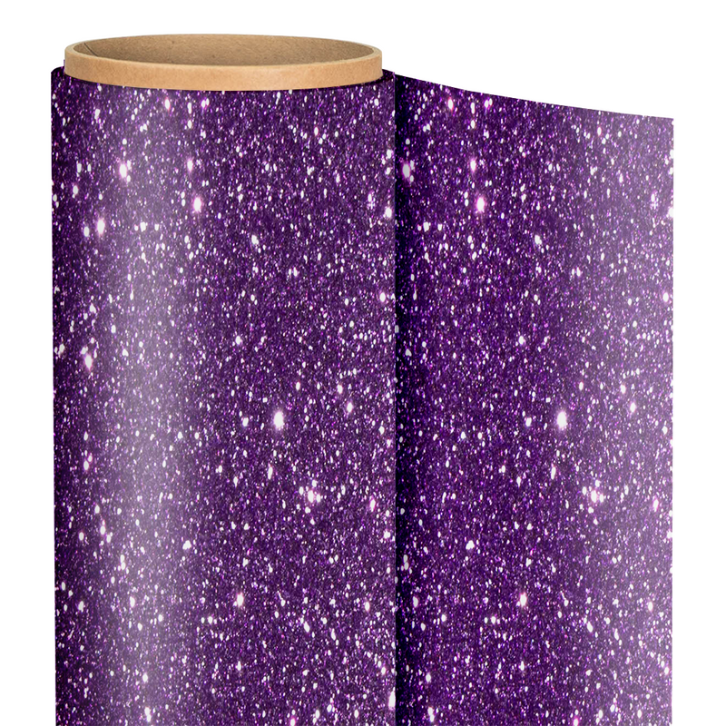 "Siser GLITTER Heat Transfer Vinyl - 20"" x 50 Yards"