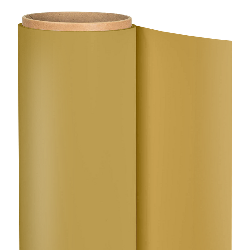 "Siser Easyweed Heat Transfer Vinyl - 15"" x 5 Yards : Gold"