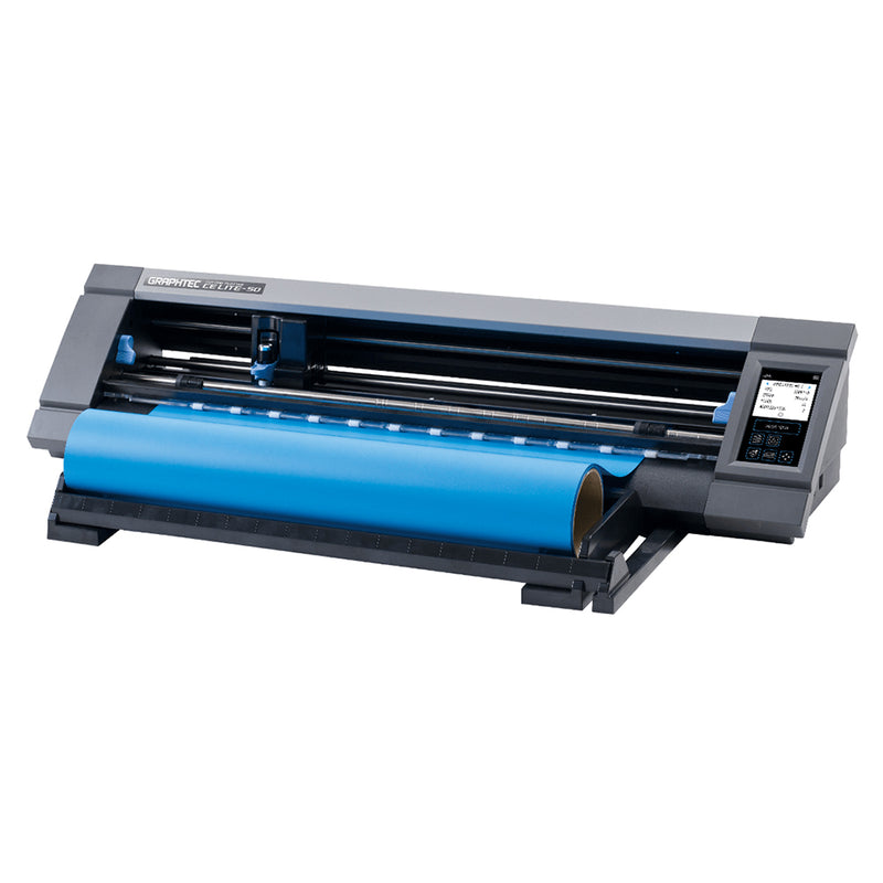 "Graphtec CE LITE-50 20"" E-Class Desktop Vinyl Cutter and Plotter"