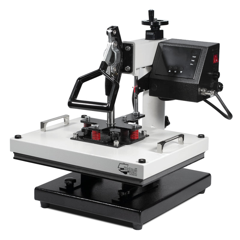 "HPN Signature PRO 12"" x 15"" Swing Away Heat Press"