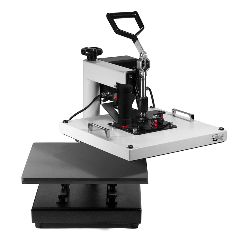 "HPN Signature Series 12"" x 15"" 8-in-1 Multifunction Heat Press"