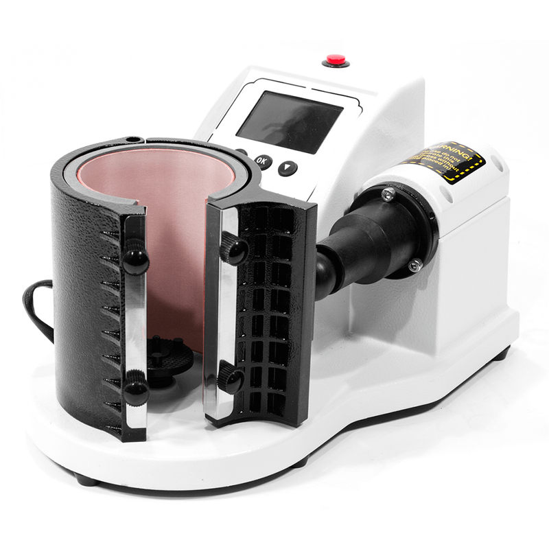 HPN Signature Series Fully Automatic Sublimation Mug Heat Press Machine