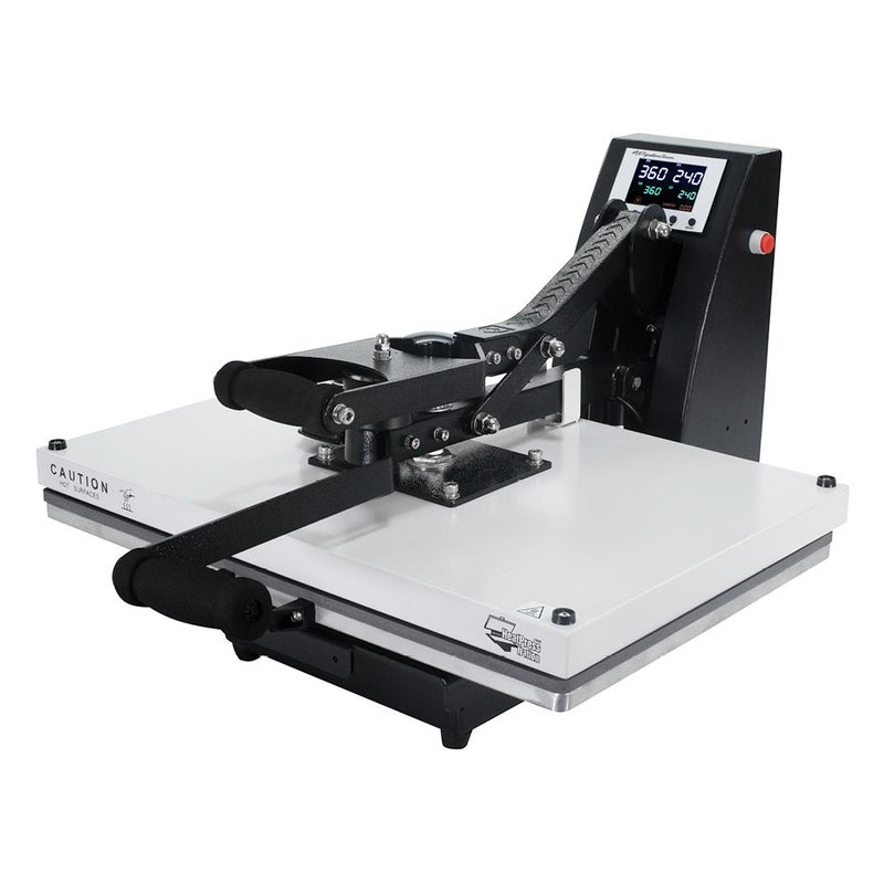 "Refurbished HPN Signature PRO 16"" x 24"" Auto-Open Heat Press with SurePressure"