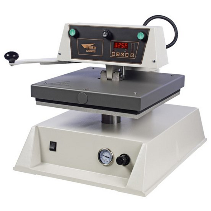 "Insta Model 718 15"" x 15"" Pneumatic Heat Press Machine"