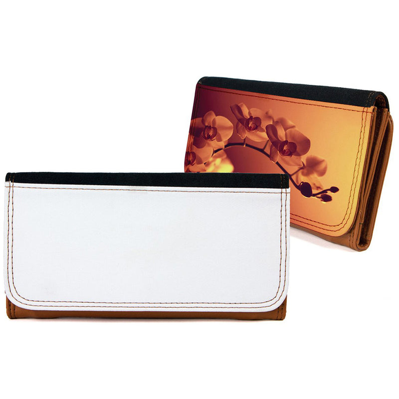 Leatherette Sublimation Wallet - 150 Per Case