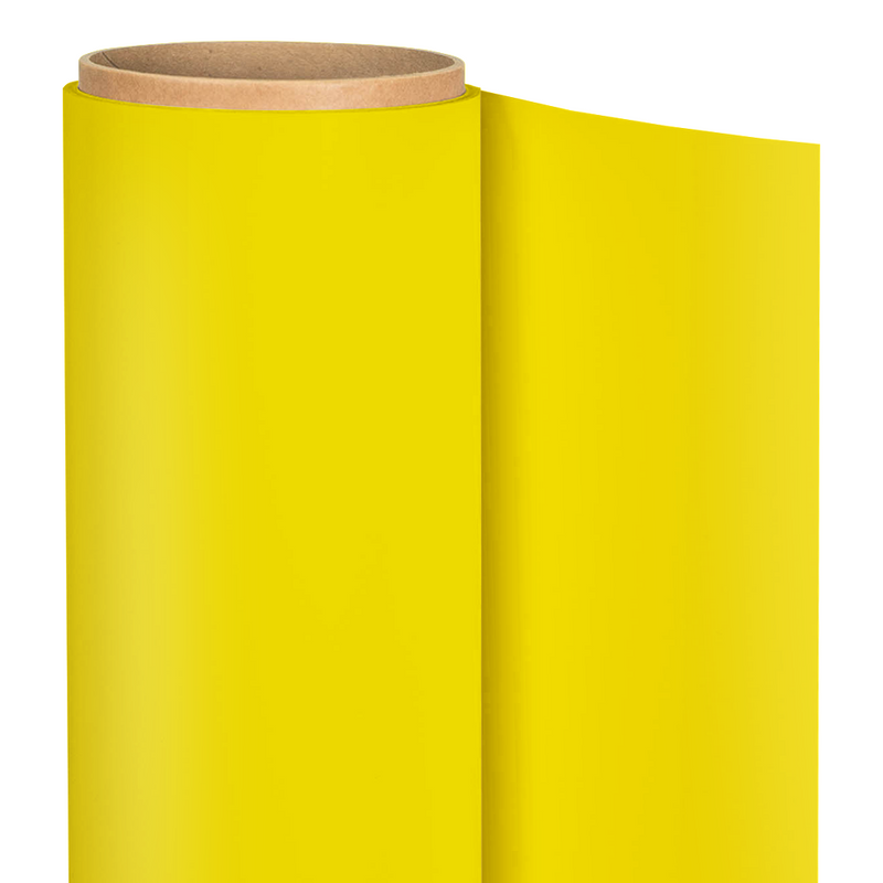 "Siser Easyweed Heat Transfer Vinyl - 15"" x 5 Yards : Lemon"
