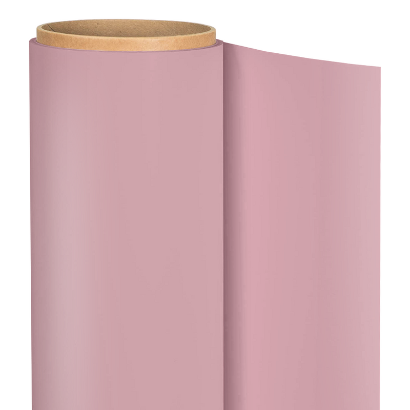 "Siser Easyweed Heat Transfer Vinyl - 15"" x 5 Yards : Light Pink"