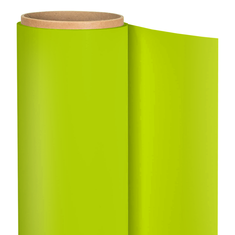 "Siser Easyweed Heat Transfer Vinyl - 15"" x 5 Yards : Lime"