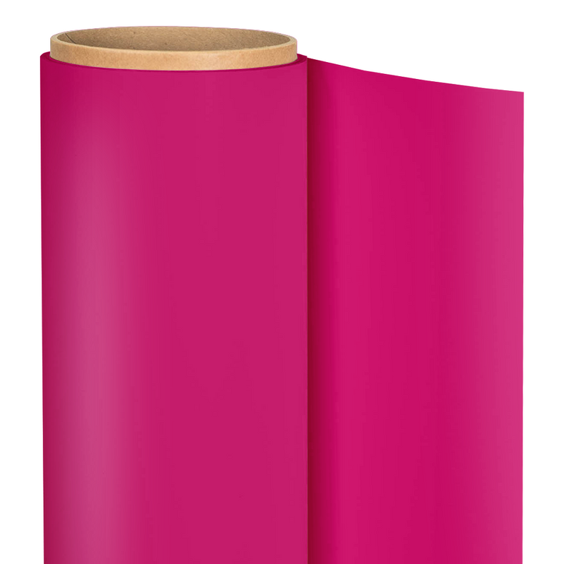 "Siser Easyweed Heat Transfer Vinyl - 15"" x 5 Yards : Passion Pink"