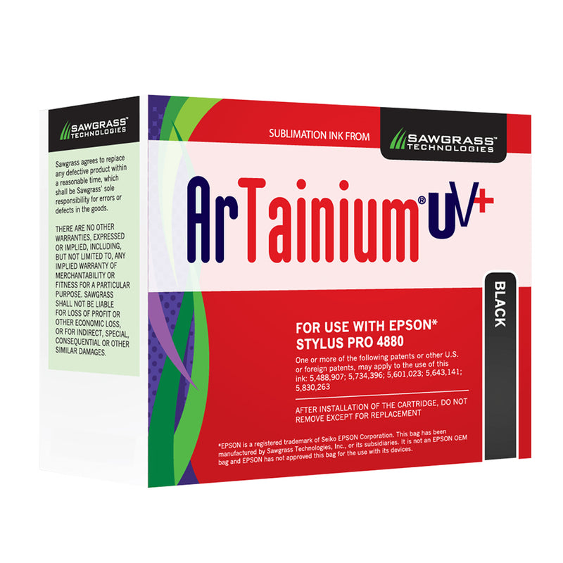 Sawgrass ArTainium UV+ 4880 Cartridges - 110ml