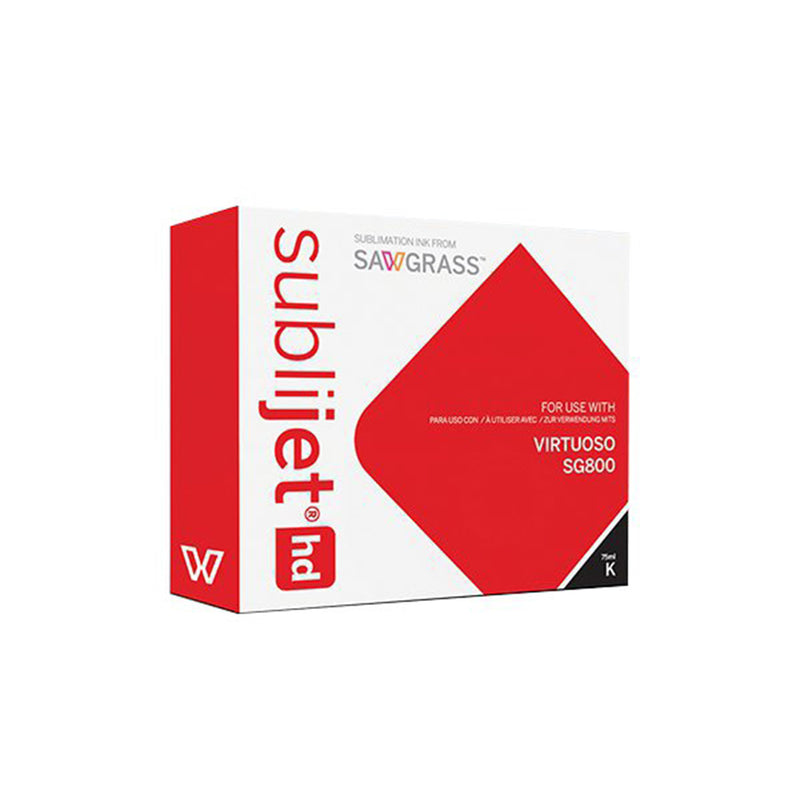 Sawgrass SubliJet-HD SG 800 Ext. Cartridges