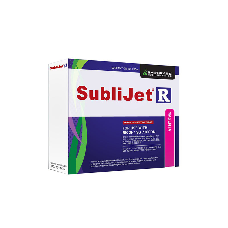Sawgrass SubliJet-R SG 7100DN Ext. Cartridges