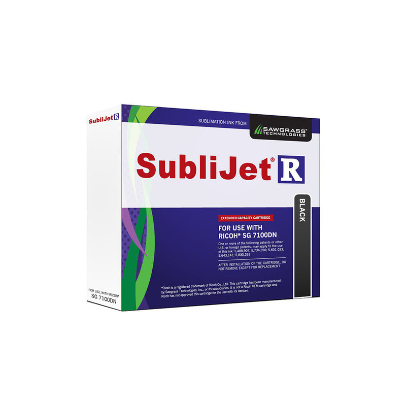SubliJet-R SG 7100DN Ext. Cartridges