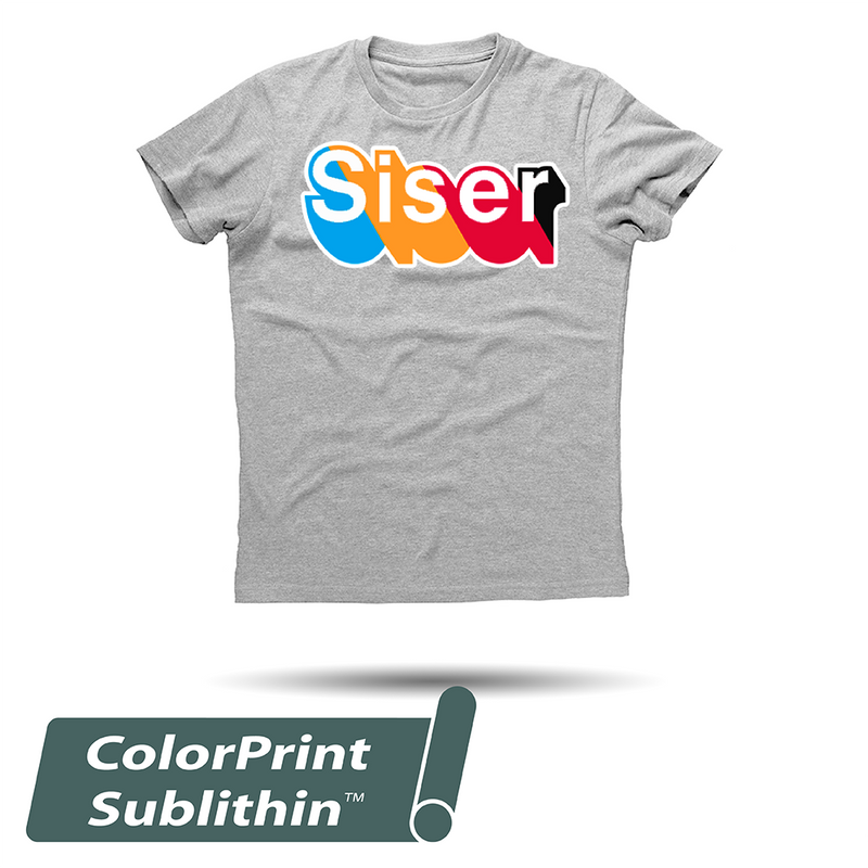 Siser ColorPrint SubliThin Print and Cut Material