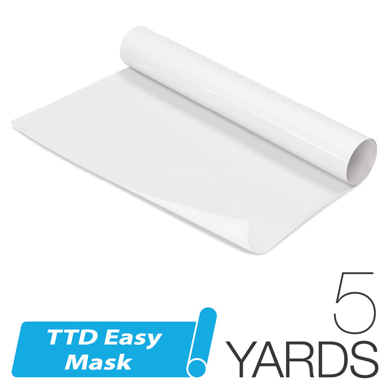 "Siser TTD Easy Mask 15"" x 5 Yards - Print and Cut Masking Material"