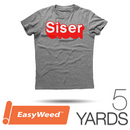 "Siser Easyweed Heat Transfer Vinyl - 15"" x 5 Yards : White"