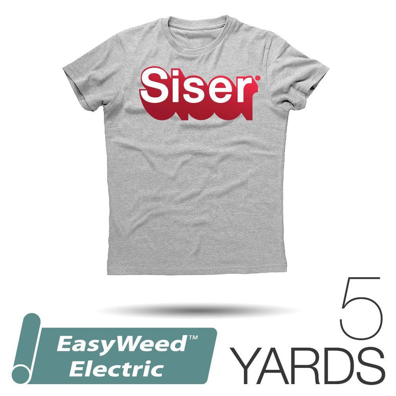 Siser Easyweed Heat Transfer Vinyl : Electric Blue