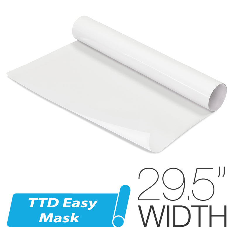 "Siser TTD Easy Mask 29.5"" Width - Print and Cut Masking Material"