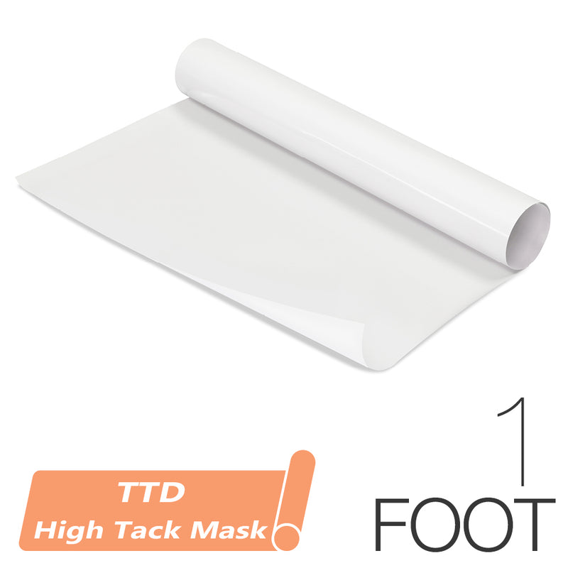 "Siser TTD HIGH TACK MASK 12"" Width - Print and Cut Masking Material"