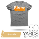 "Siser SPARKLE Heat Transfer Vinyl - 12"" x 50 Yards"