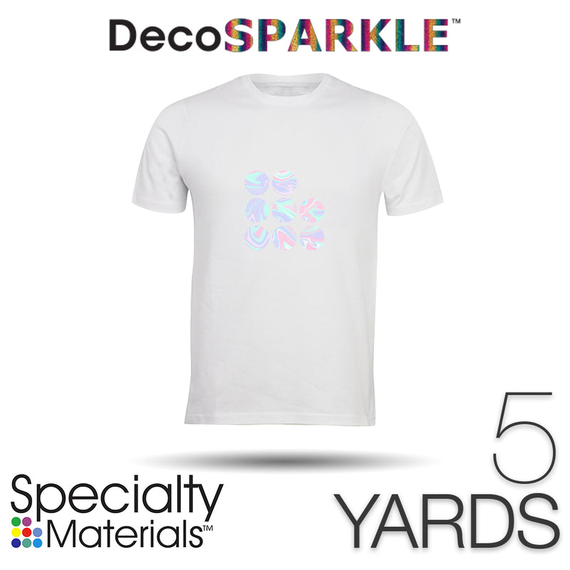 "Specialty Materials DECO SPARKLE - 19"" x 5 Yards"