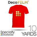 "Specialty Materials DecoFILM Heat Transfer Vinyl 19"" x 10 Yards"