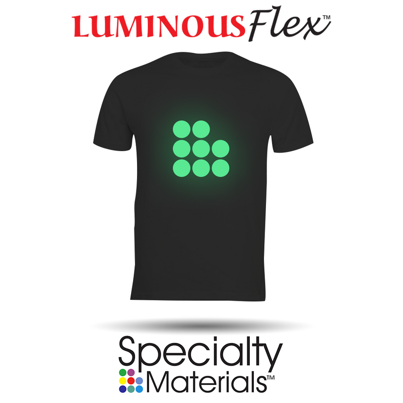 Specialty Materials LUMINOUSFLEX Heat Transfer Vinyl