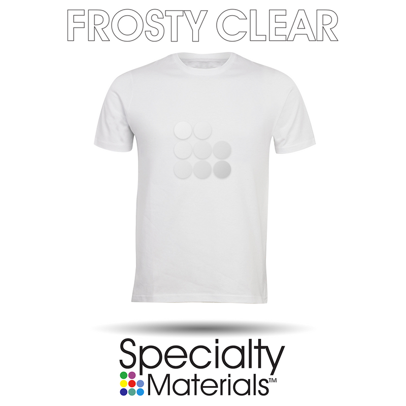 Specialty Materials FROSTY CLEAR