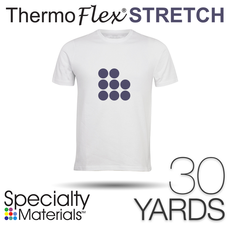"Specialty Materials THERMOFLEX STRETCH - 15"" x 30 Yards"