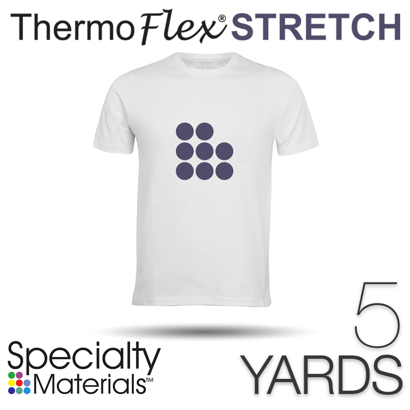"Specialty Materials THERMOFLEX STRETCH - 15"" x 5 Yards"