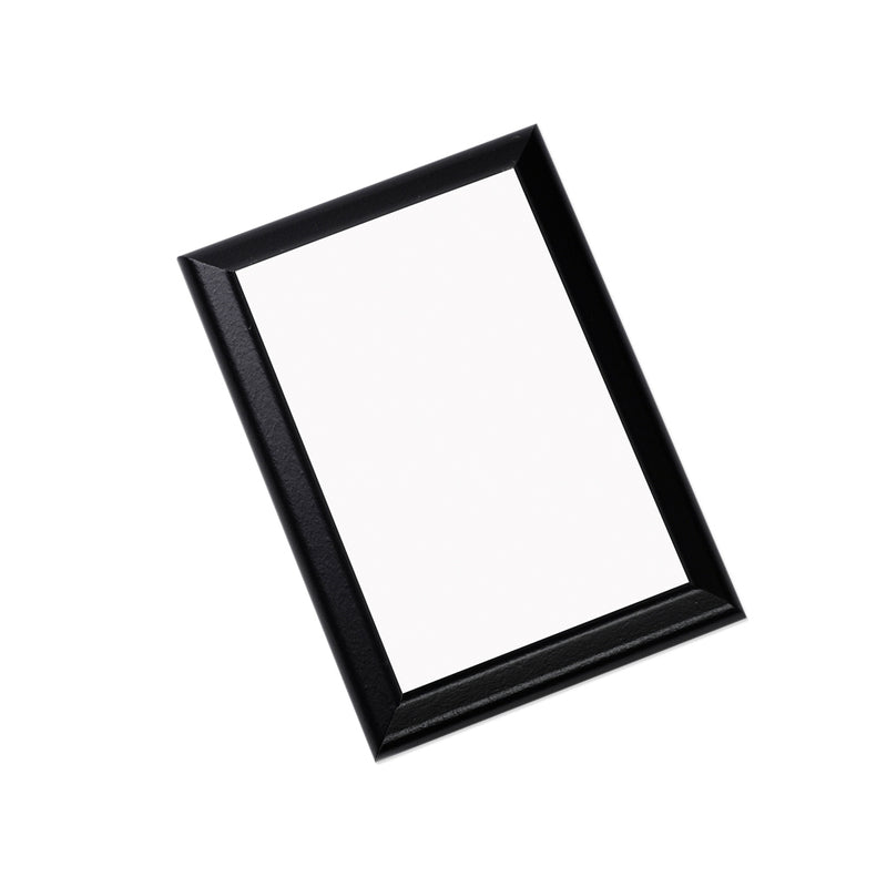 "Unisub Sublimation Blank Plaque : Black Ogee Edge : 8"" x 10"" - 7 Pack"