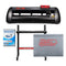 "Open-Box Vinyl Systems Evo 28"" Sign & Sticker Cutter Plotter - Contour Cutting DC Servo Motor"