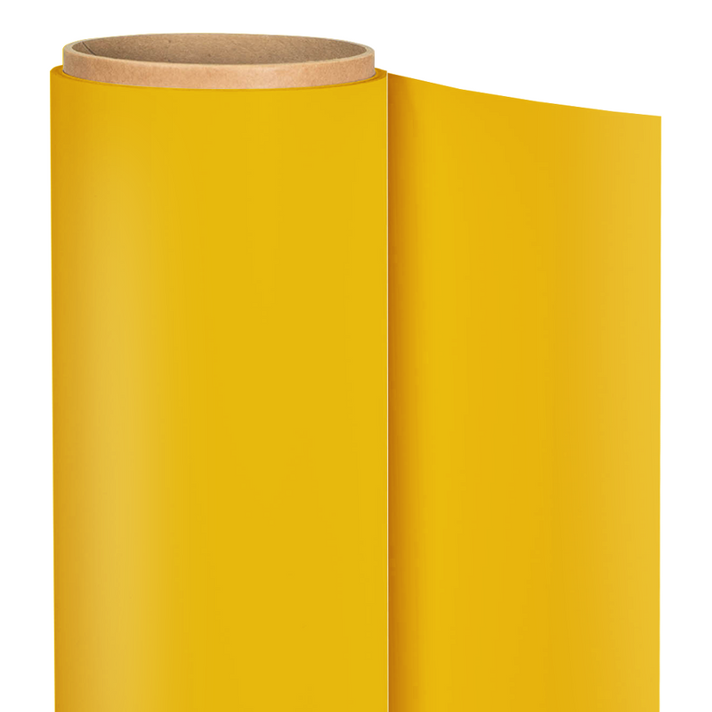 "Siser Easyweed Heat Transfer Vinyl - 15"" x 5 Yards : Yellow"